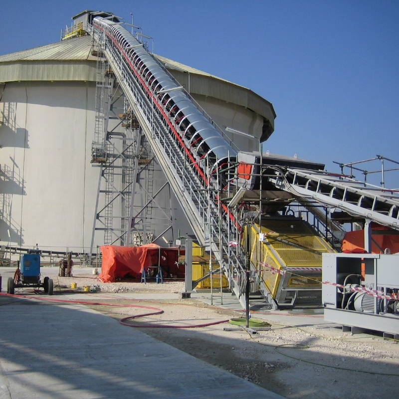 bulk material handling systems engineering